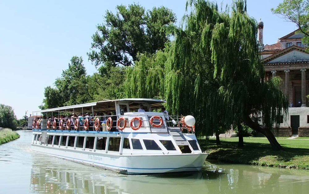 Navigazione sul Brenta